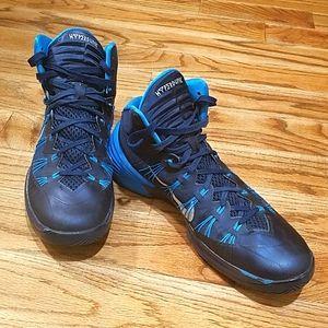 Nike hyperdunk 584-433-400 blue size 11